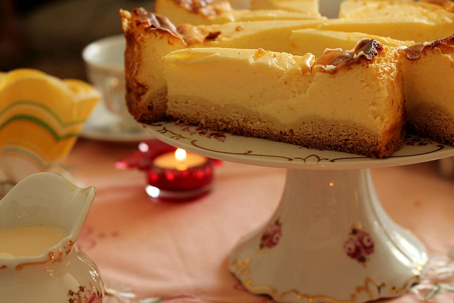 Banana Bread Cheese Cake