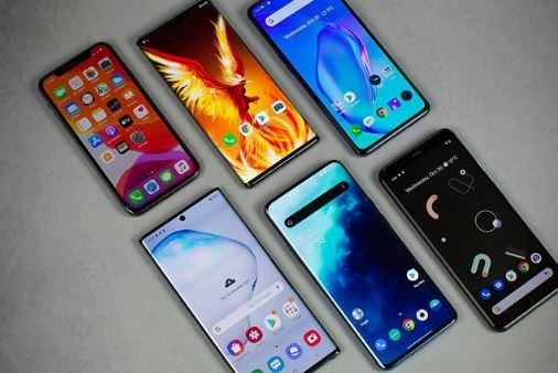 Upcoming 10 New Smartphones In 2020