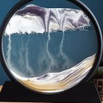 Deep-Sea Sand Art
