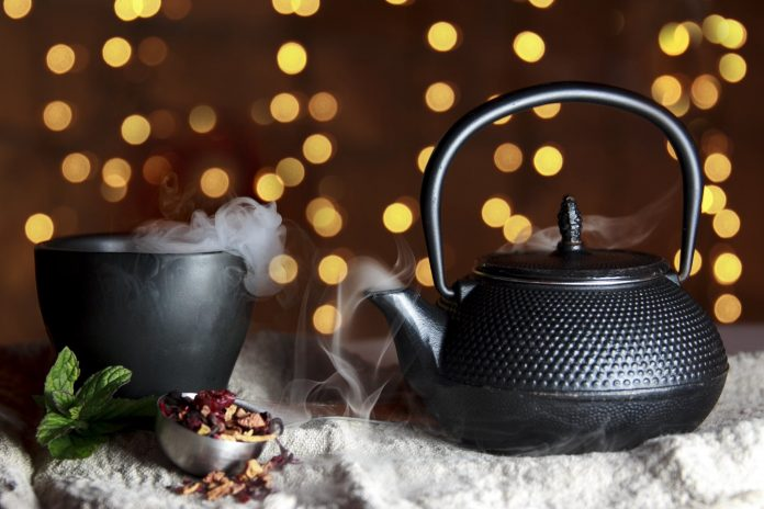 Drink Herbal Tea To Stay Healthy