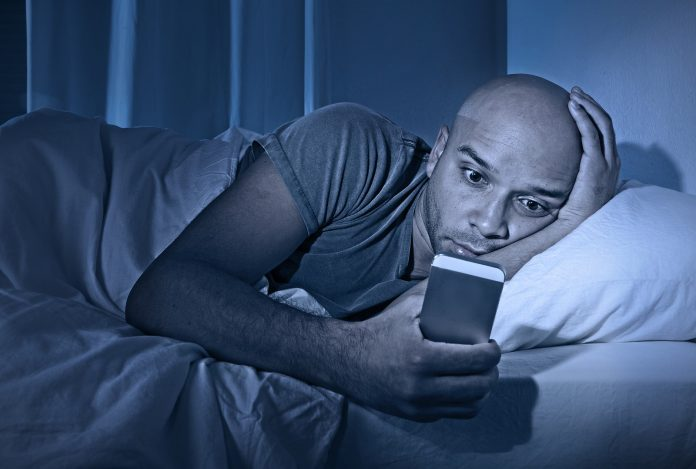 Not Using A Smartphone Before Going To Sleep