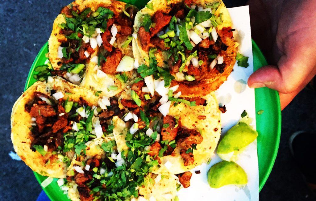 Tacos al minister