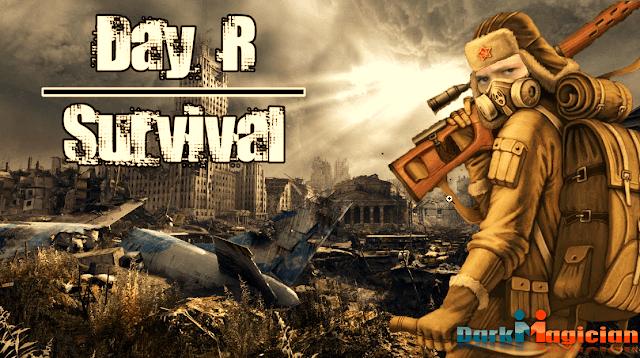 Day R Survival - Apocalypse, Lone Survivor and RPG