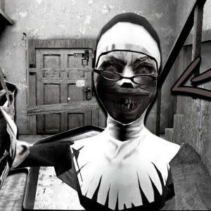 Evil Nun Horror in the School