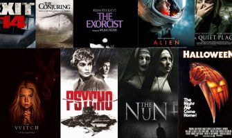 Top 10 Scary Movies In Hollywood