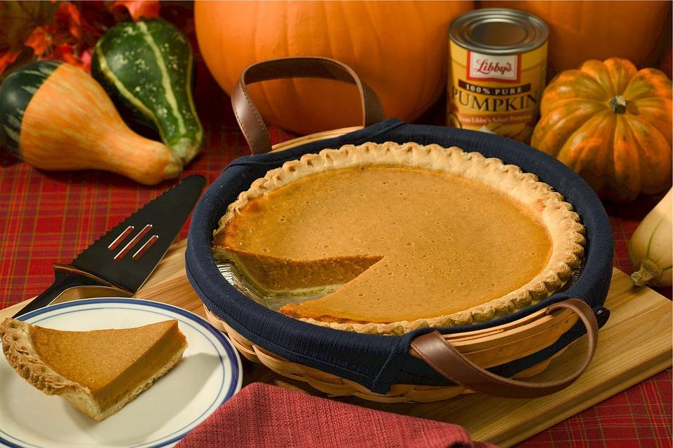 Instant Pumpkin pie recipes