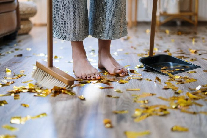 Why use professional cleaners for end of tenancy cleaning?