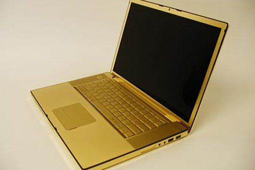 MacBook Pro 24K Gold