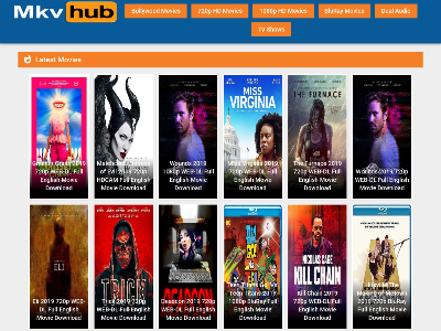 Mkvhub 2021: Website Downloading Illegal Movies