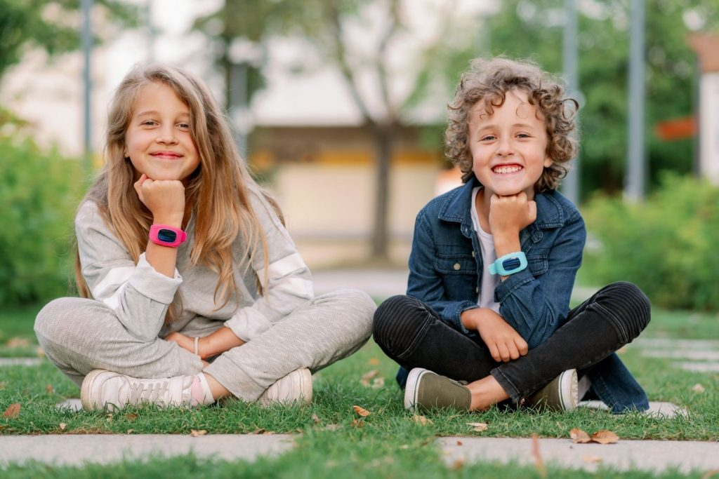Best smartwatches for kids - only from Garett!