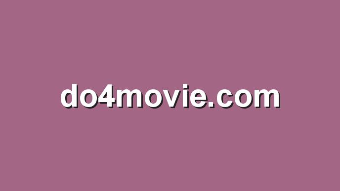 Do4movie 2020 - Illegal HD Website Website