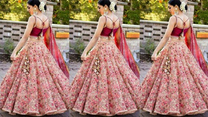 Lehenga Choli The Indian Traditional Dress 2021