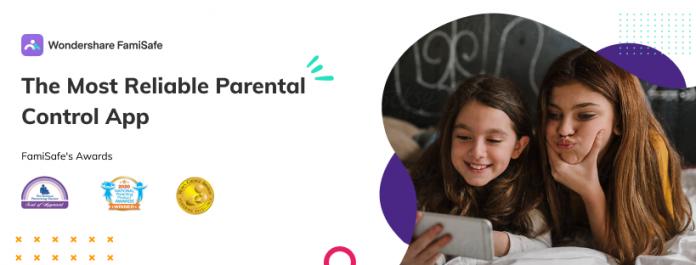 Using The FamiSafe Parental Control App
