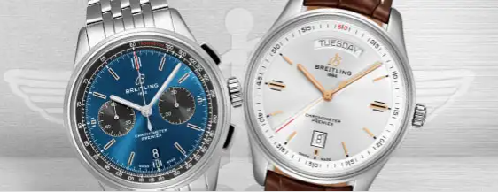 Breitling Watches Collection: A Fresh Reincarnation of Classic Watch